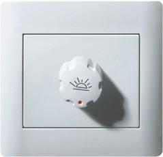 Ściemniacz 500W 220V biały