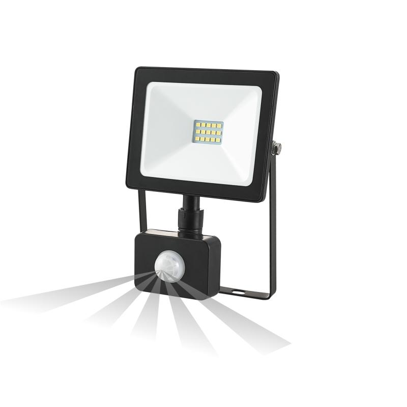 Naświetlacz LEDO LED 10W z czujnikiem ruchu