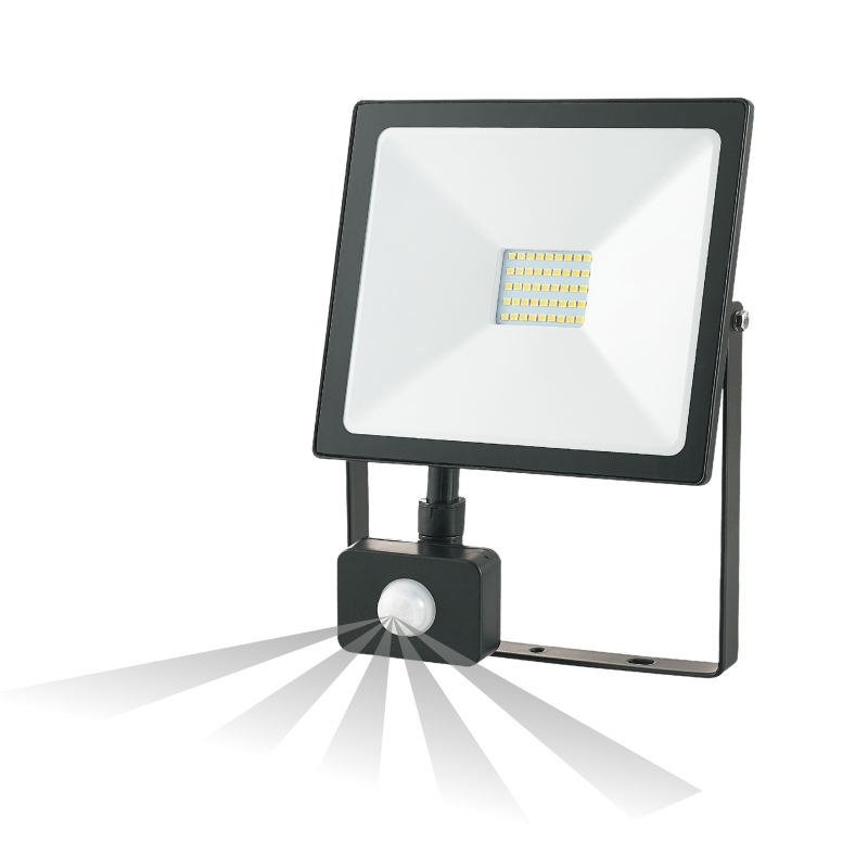 Naświetlacz LEDO LED 30W z czujnikiem ruchu