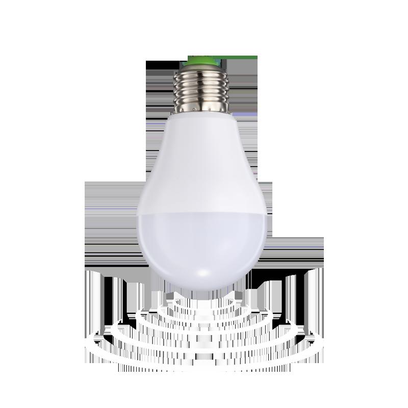 Żarówka SAHIL LED z mikrofalowym czujnikiem ruchu 7W
