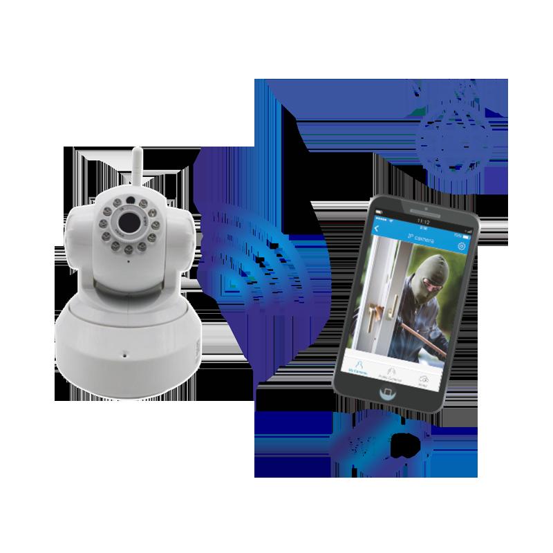 Kamera monitorująca IP, wewnętrzna