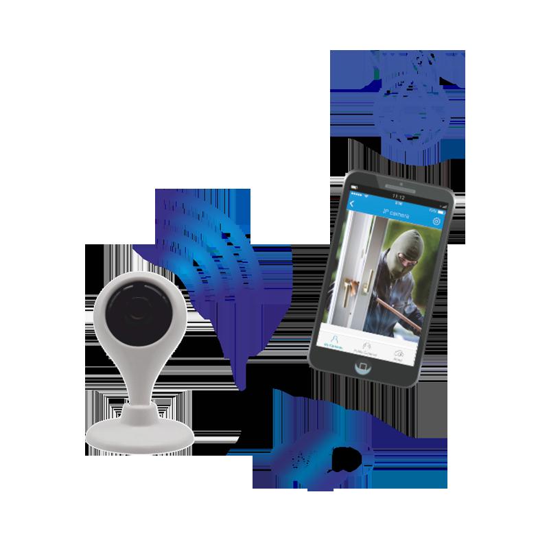 Kamera monitorująca IP, wewnętrzna MINI