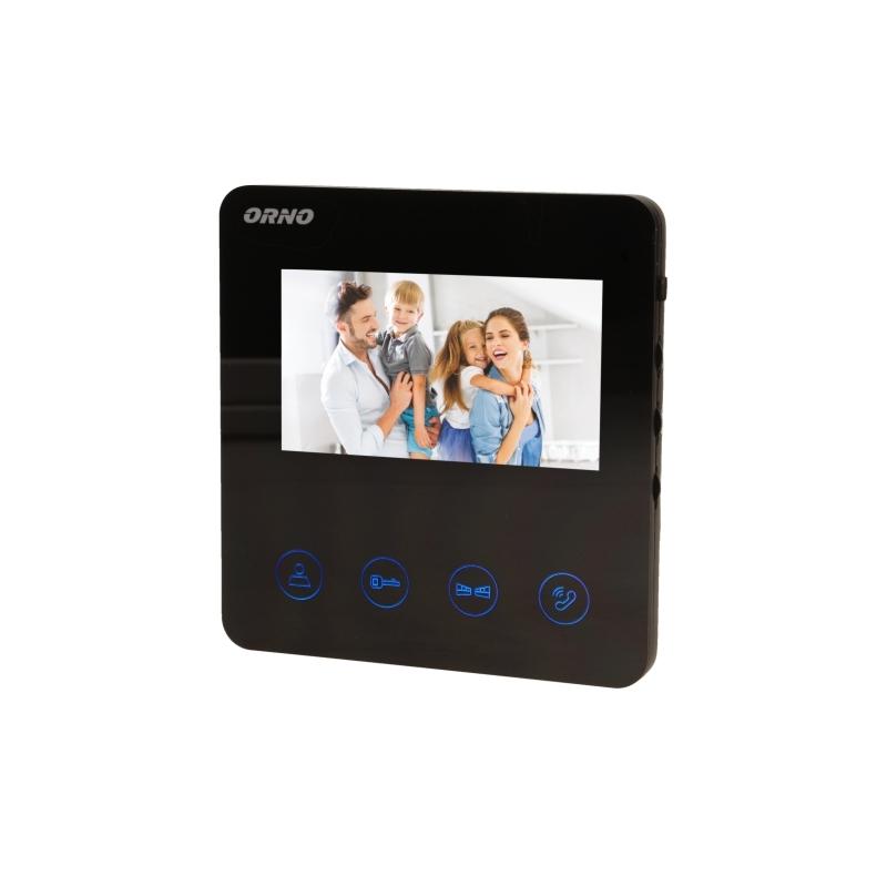 Wideo monitor bezsłuchawkowy 4,3