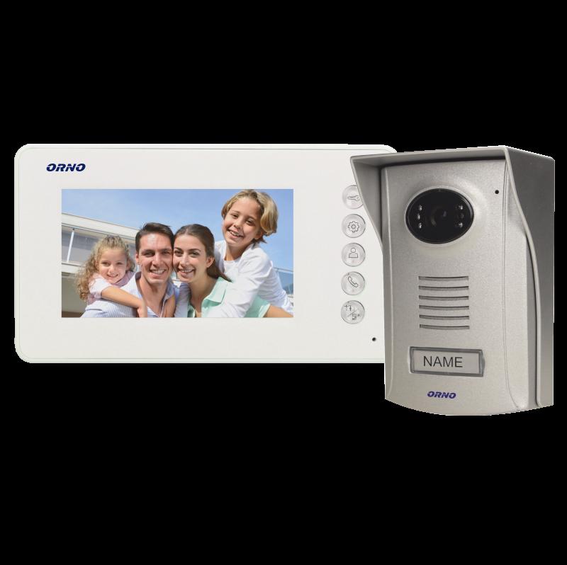 Single family videodoorphone AMMO 4,3